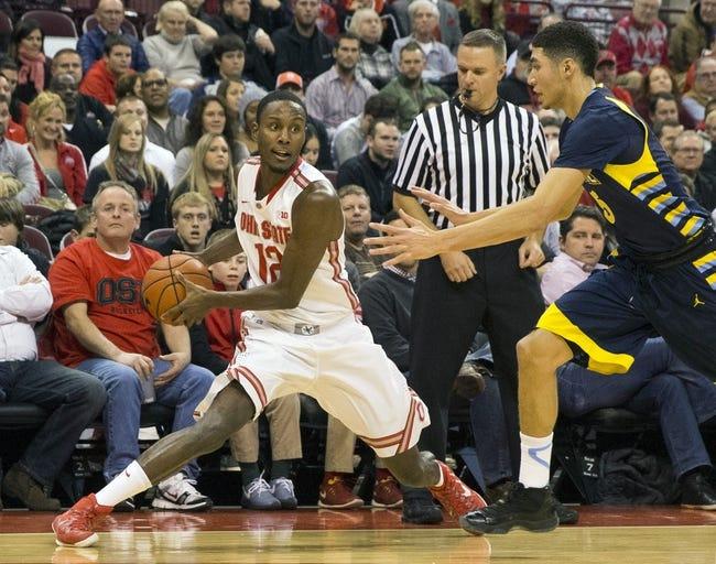 Ohio State vs. James Madison - 11/28/14 College Basketball Pick, Odds, and Prediction
