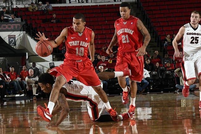 Georgia vs. Florida Atlantic - 11/23/14 College Basketball Pick, Odds, and Prediction