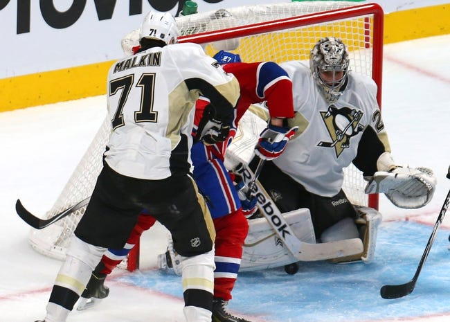 Pittsburgh Penguins vs. Montreal Canadiens - 1/3/15 NHL Pick, Odds, and Prediction