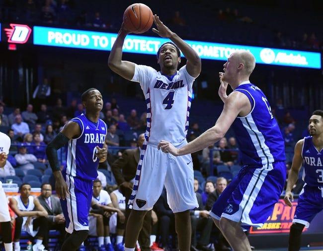 DePaul Blue Demons vs. Northern Illinois Huskies - 12/2/14 College Basketball Pick, Odds, and Prediction