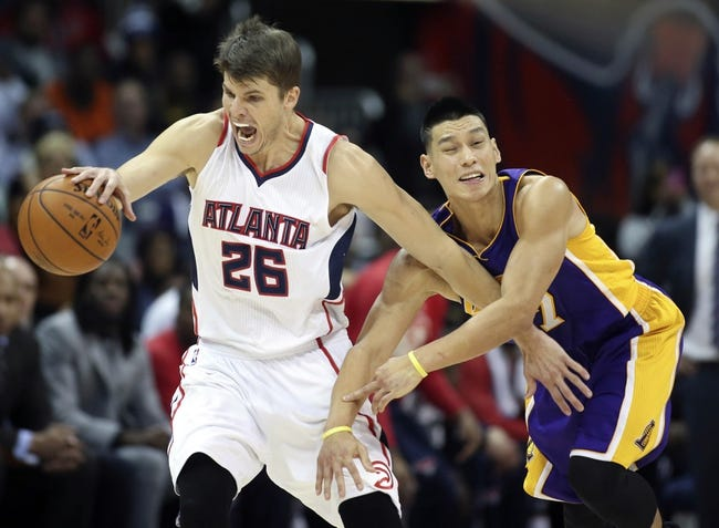 Los Angeles Lakers vs. Atlanta Hawks - 3/15/15 NBA Pick, Odds, and Prediction