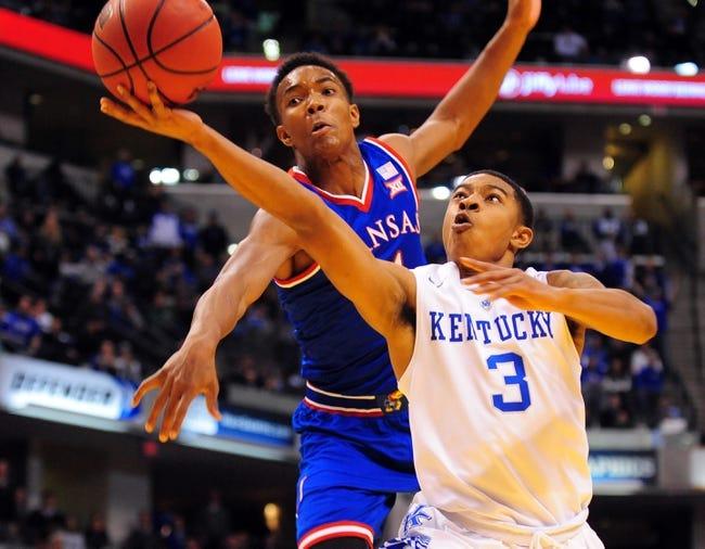 Kansas vs. Kentucky - 1/30/16 College Basketball Pick, Odds, and Prediction