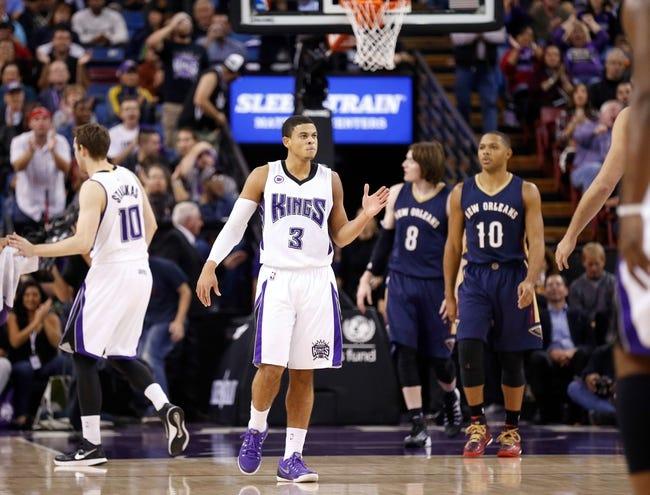 Pelicans vs. Kings - 11/25/14 NBA Pick, Odds, and Prediction