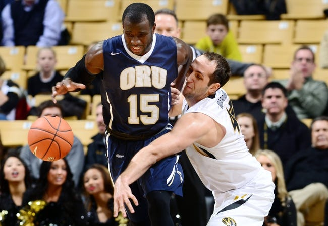 Oral Roberts Golden Eagles vs. Missouri State Bears - 12/15/14 College Basketball Pick, Odds, and Prediction