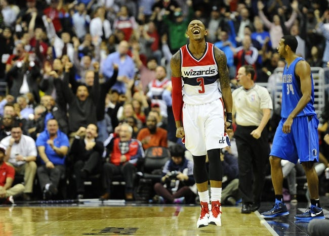 Mavericks vs. Wizards - 12/30/14 NBA Pick, Odds, and Prediction