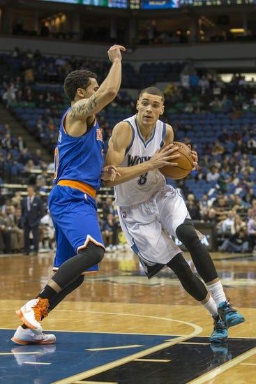New York Knicks vs. Minnesota Timberwolves - 3/19/15 NBA Pick, Odds, and Prediction