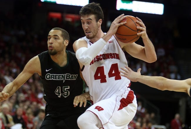 Wisconsin vs. Boise State - 11/22/14 College Basketball Pick, Odds, and Prediction