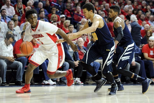 Arizona vs. Missouri - 11/24/14 College Basketball Pick, Odds, and Prediction