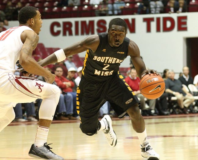 Texas-San Antonio vs. Southern Miss - 1/8/15 College Basketball Pick, Odds, and Prediction