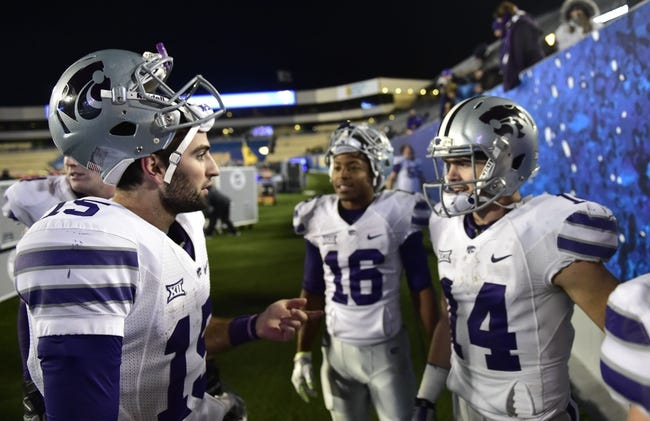 Kansas State vs. Kansas - 11/29/14 College Football Pick, Odds, and Prediction