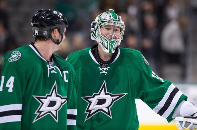 Dallas Stars vs. Arizona Coyotes - 12/31/14 NHL Pick, Odds, and Prediction