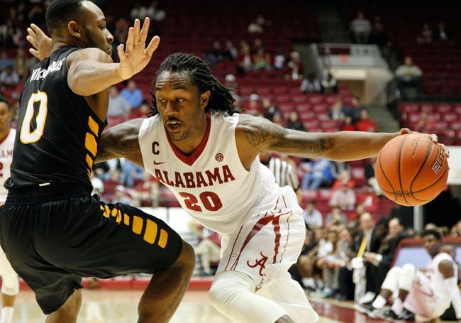 Alabama vs. Appalachian State - 12/21/14 College Basketball Pick, Odds, and Prediction