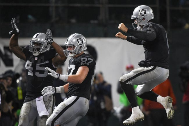 Raiders vs. 49ers - 12/7/14 NFL Pick, Odds, and Prediction