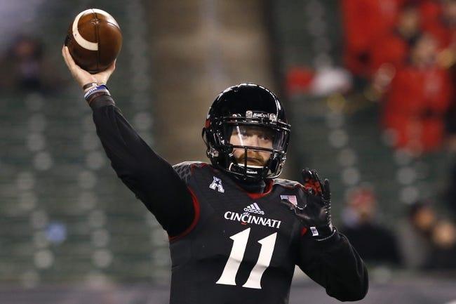 CFB | Cincinnati Bearcats (7-3) at Temple Owls (5-5)