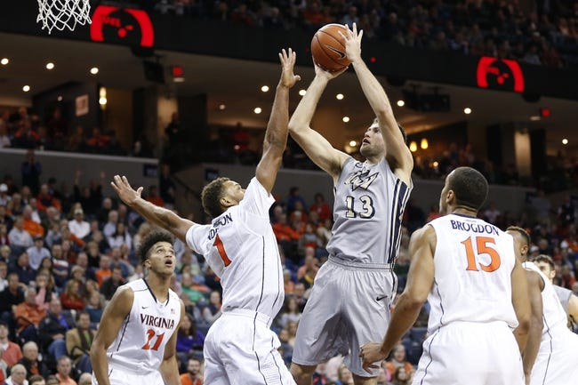 George Washington vs. VMI - 12/30/14 College Basketball Pick, Odds, and Prediction