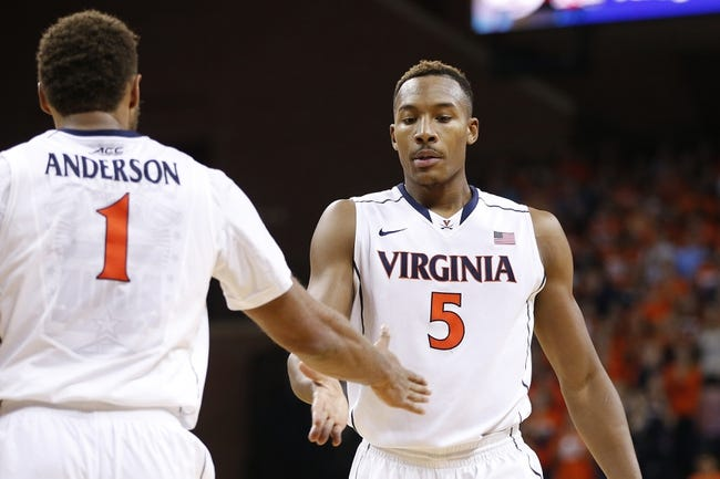 Virginia vs. Tennessee State - 11/25/14 College Basketball Pick, Odds, and Prediction