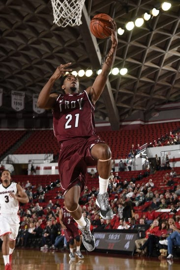 South Alabama Jaguars vs. Troy Trojans - 2/16/16 College Basketball Pick, Odds, and Prediction