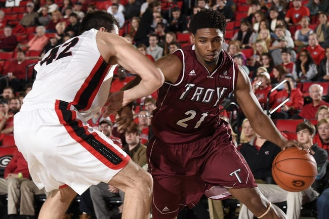Troy vs. South Alabama - 2/12/15 College Basketball Pick, Odds, and Prediction