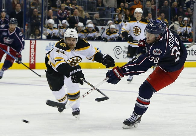 Bruins vs. Blue Jackets - 1/23/16 NHL Pick, Odds, and Prediction