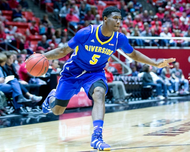 UC Riverside vs. Denver - 12/22/15 College Basketball Pick, Odds, and Prediction