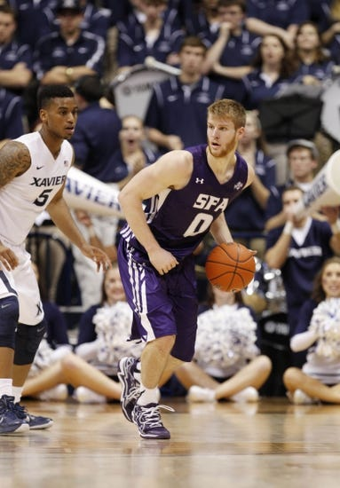 Baylor Bears vs. Stephen F. Austin Lumberjacks - 11/24/14 College Basketball Pick, Odds, and Prediction