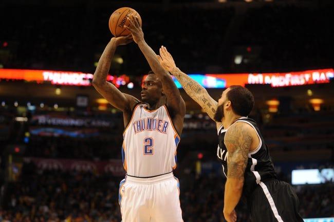 Thunder vs. Nets - 11/25/15 NBA Pick, Odds, and Prediction