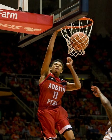 Austin Peay vs. Troy - 12/15/14 College Basketball Pick, Odds, and Prediction