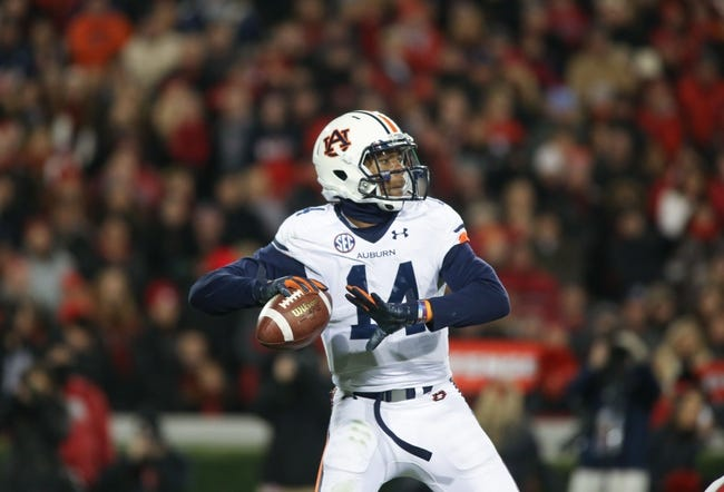 Auburn vs. Wisconsin - 1/1/15 Outback Bowl Pick, Odds, and Prediction