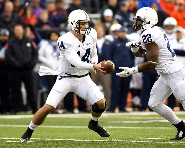 CFB | Michigan State Spartans (9-2) at Penn State Nittany Lions (6-5)