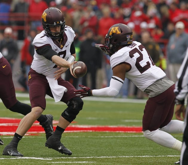 Wisconsin vs. Minnesota - 11/29/14 College Football Pick, Odds, and Prediction