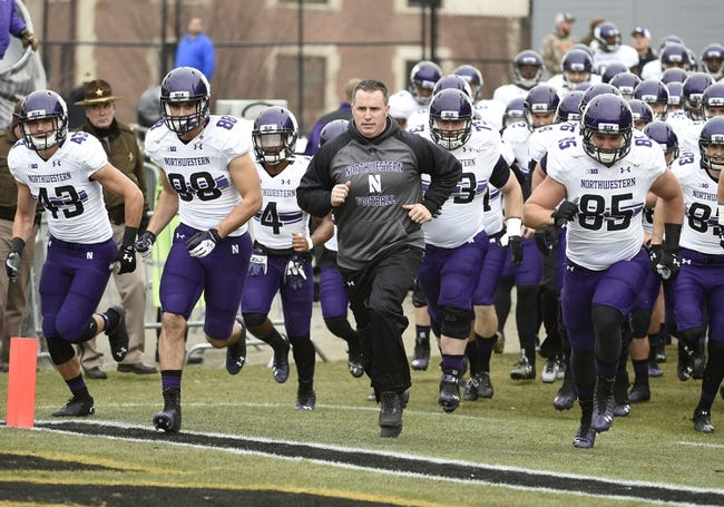 College Football Preview: The 2015 Northwestern Wildcats