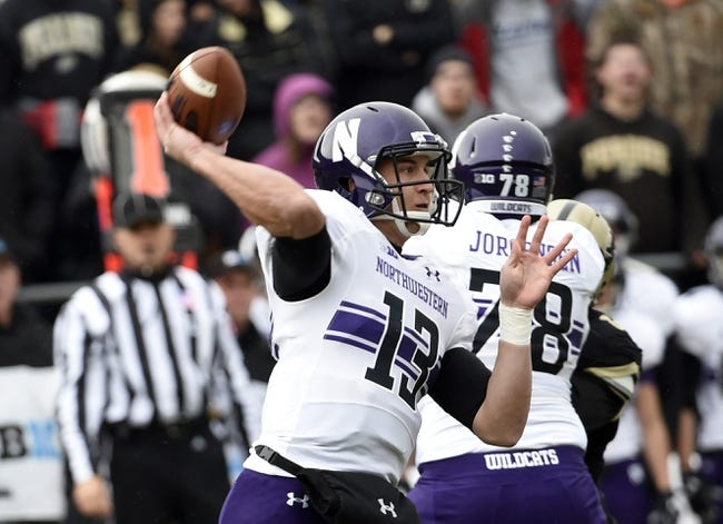 Northwestern vs. Illinois - 11/29/14 College Football Pick, Odds, and Prediction