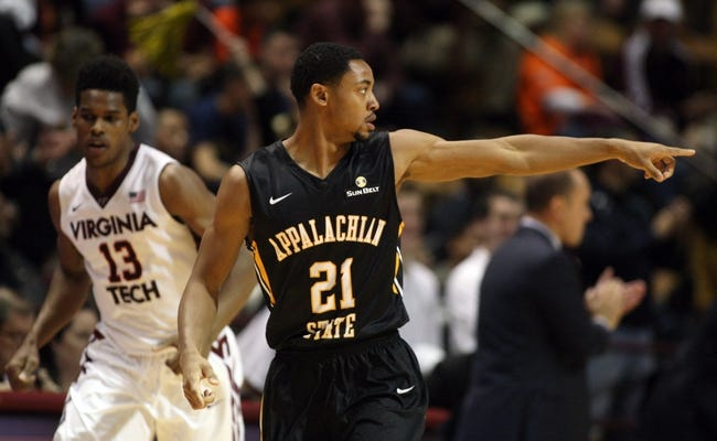 Appalachian State vs. Arkansas State - 1/15/15 College Basketball Pick, Odds, and Prediction