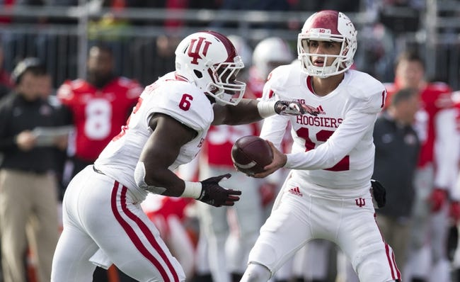 Indiana vs. Purdue - 11/29/14 College Football Pick, Odds, and Prediction