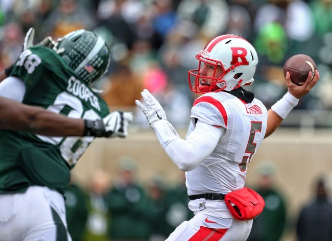 Rutgers vs. Norfolk State - 9/5/15 College Football Pick, Odds, and Prediction