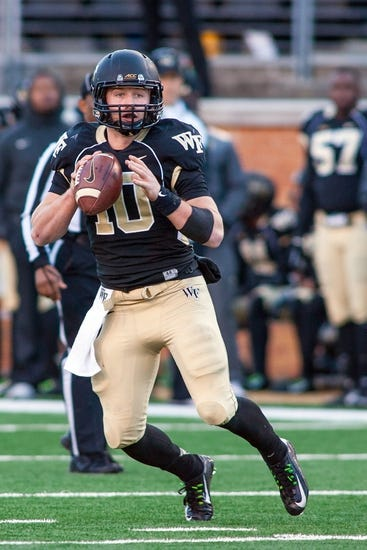 Wake Forest Demon Deacons vs. Elon Phoenix - 9/3/15 College Football Pick, Odds, and Prediction