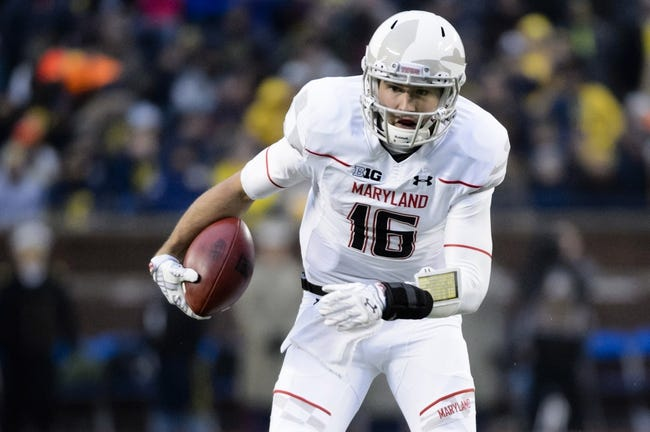 Maryland vs. Rutgers - 11/29/14 College Football Pick, Odds, and Prediction