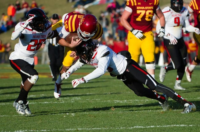 Iowa State Cyclones vs. Northern Iowa Panthers - 9/5/15 College Football Pick, Odds, and Prediction