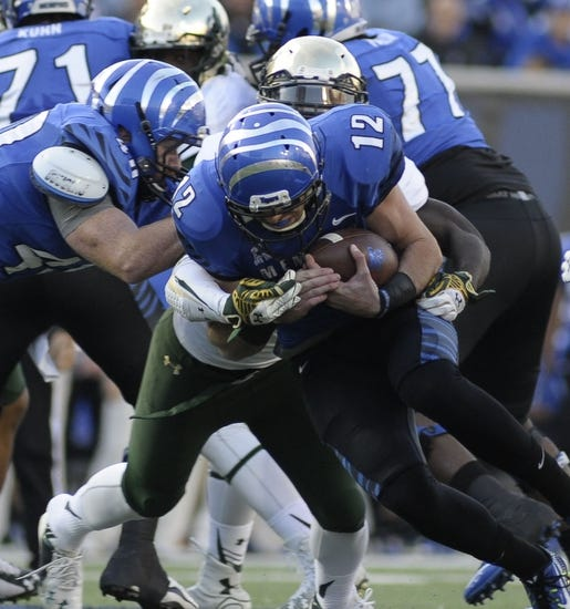 Memphis Tigers vs. Connecticut Huskies - 11/29/14 College Football Pick, Odds, and Prediction