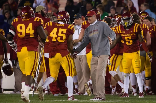 College Football Preview: The 2015 Iowa State Cyclones