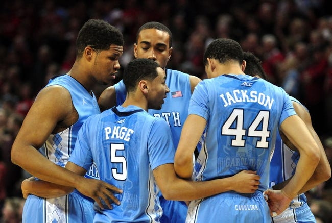 North Carolina vs. UCLA - 11/27/14 College Basketball Pick, Odds, and Prediction