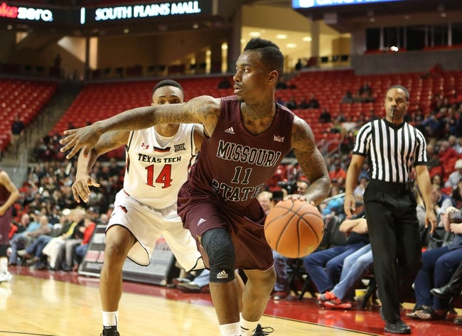 Indiana State Sycamores vs. Missouri State Bears - 1/7/15 College Basketball Pick, Odds, and Prediction