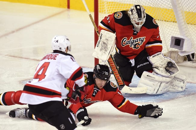 Devils vs. Flames - 2/25/15 NHL Pick, Odds, and Prediction