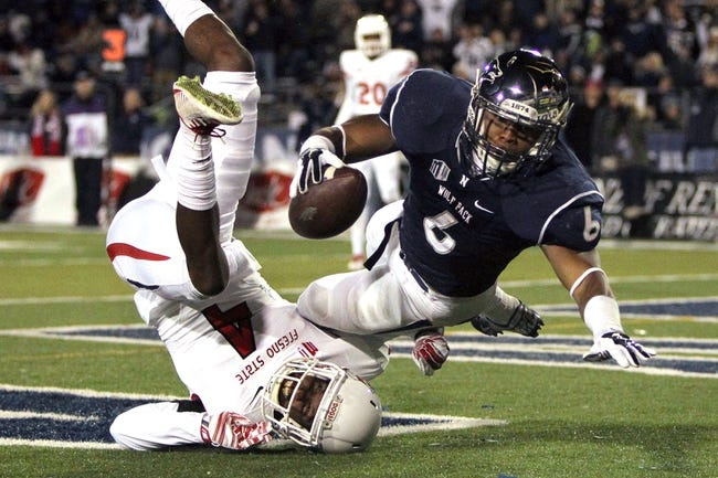 Fresno State Bulldogs vs. Nevada Wolf Pack - 11/5/15 College Football Pick, Odds, and Prediction