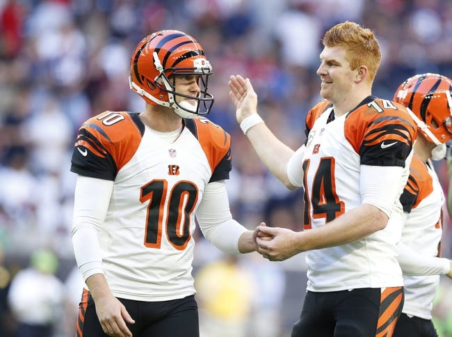 Buccaneers vs. Bengals - 11/30/14 NFL Pick, Odds, and Prediction