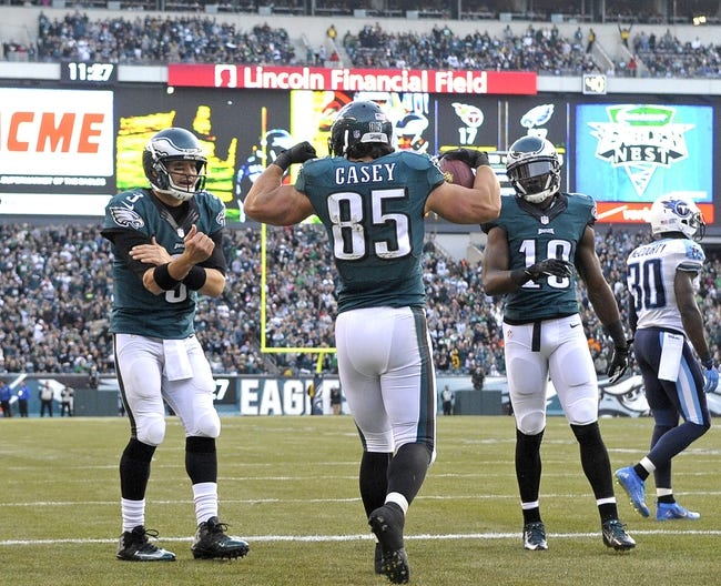 Eagles vs. Seahawks - 12/7/14 NFL Pick, Odds, and Prediction