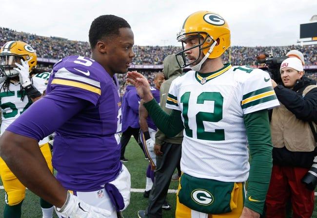 NFL | Green Bay Packers (6-3) at Minnesota Vikings (7-2)