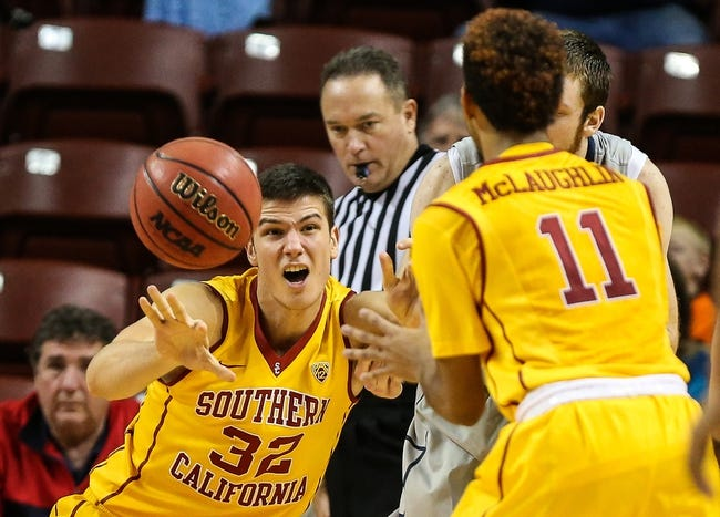 USC vs. Utah State - 12/7/14 College Basketball Pick, Odds, and Prediction