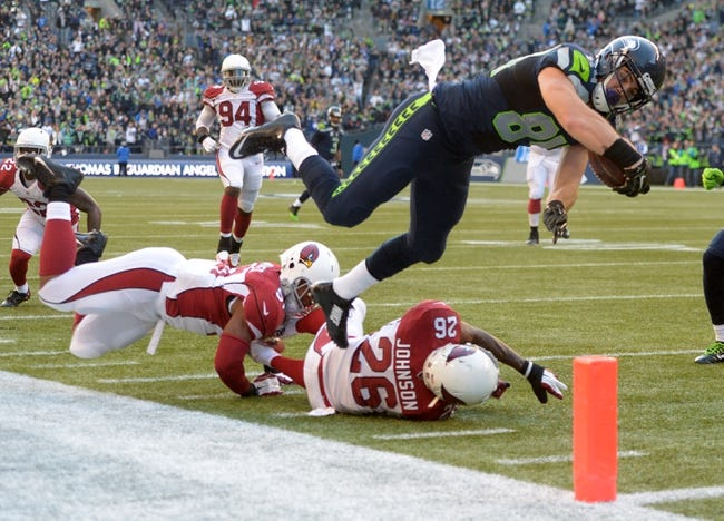 Cardinals vs. Seahawks - 12/21/14 NFL Pick, Odds, and Prediction