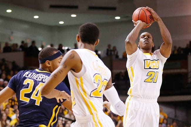 VCU vs. Virginia - 12/6/14 College Basketball Pick, Odds, and Prediction